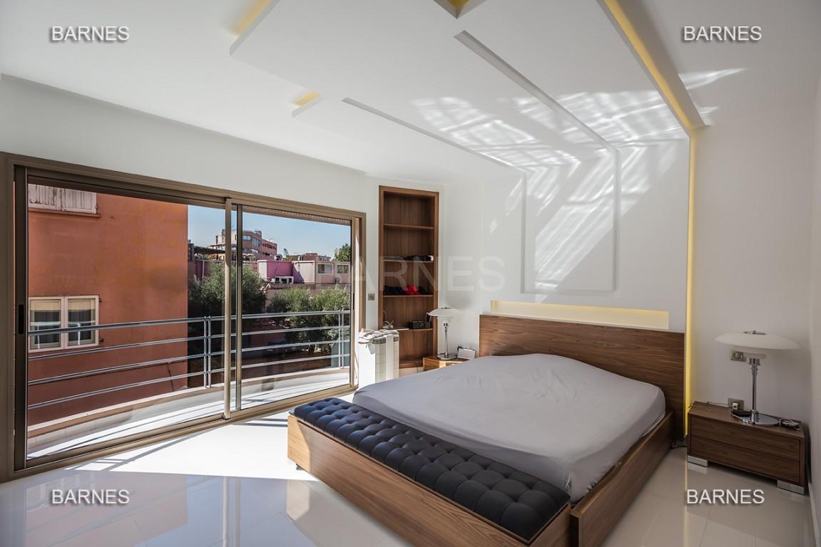 Appartement de prestige l 39 hivernage vue atlas et koutoubia ref a 66844 for Appartement de prestige