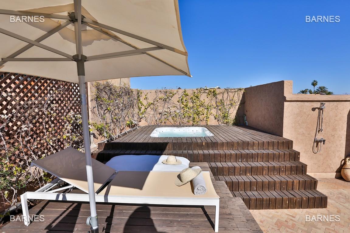 Maison d'hôtes, 8 chambres, 8 salles de bains, bassin, terrasse, jacuzzi. picture 7