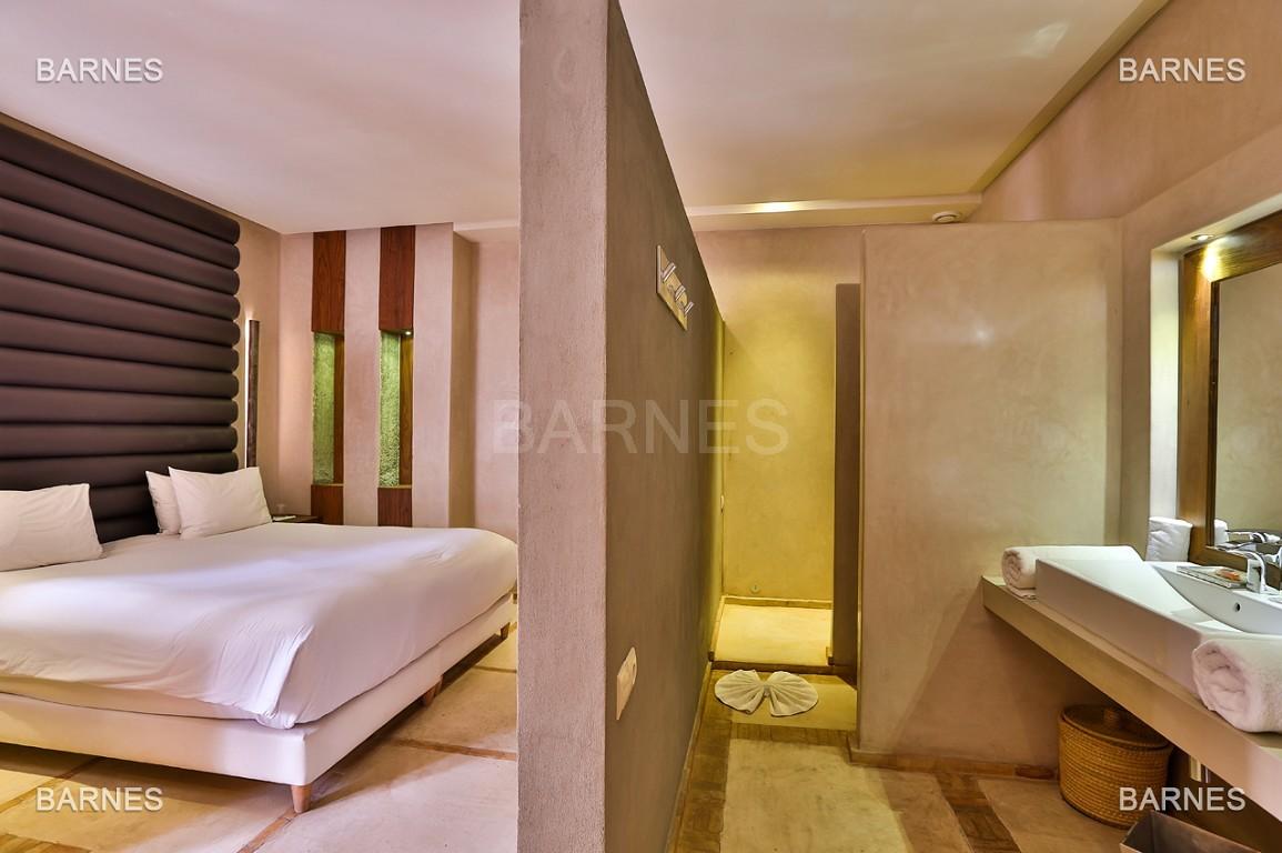 Maison d'hôtes, 8 chambres, 8 salles de bains, bassin, terrasse, jacuzzi. picture 12