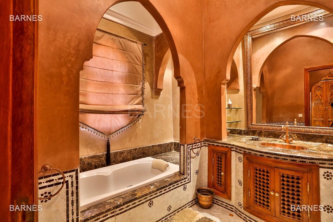 véritable palais arabo andalou aux dimensions impressionnantes. picture 18