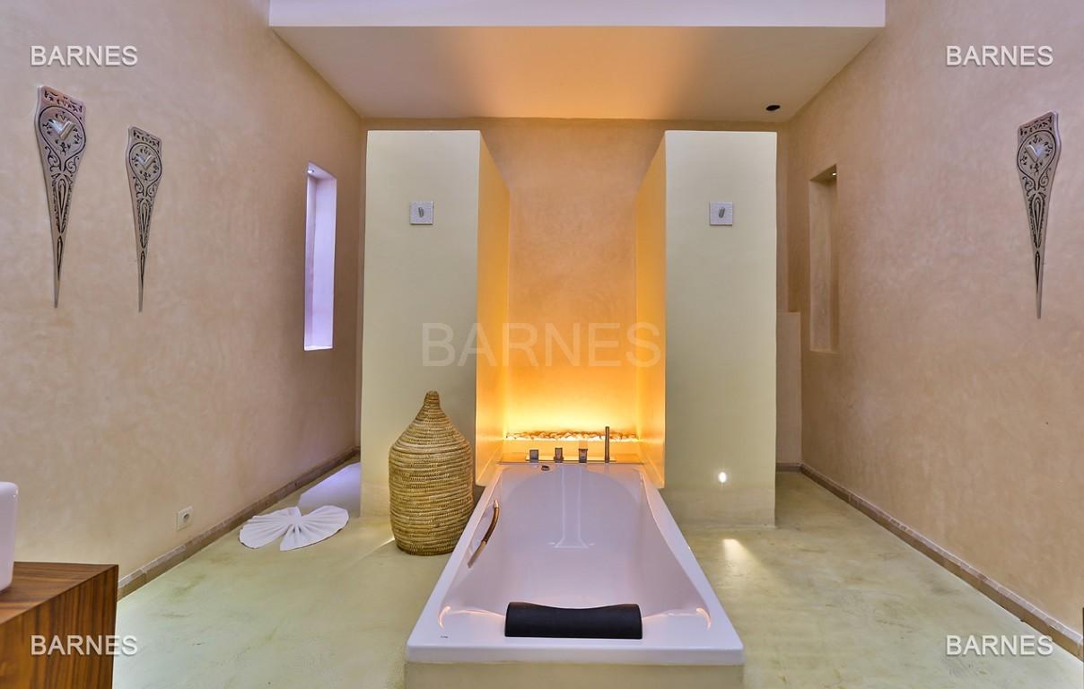 Maison d'hôtes, 8 chambres, 8 salles de bains, bassin, terrasse, jacuzzi. picture 13