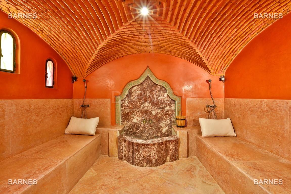 véritable palais arabo andalou aux dimensions impressionnantes. picture 15