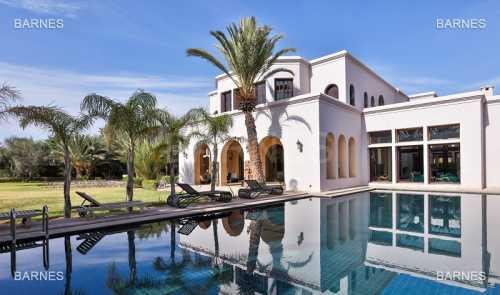 Prestigious villa MARRAKECH - Ref M-42044