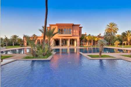 Prestigious villa MARRAKECH - Ref M-41823
