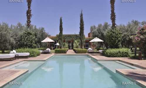 Prestigious villa MARRAKECH - Ref M-61198