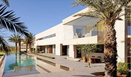 Maison contemporaine MARRAKECH - Ref M-43716