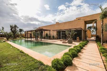 Maison contemporaine MARRAKECH - Ref M-75608