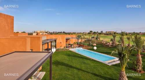 Maison contemporaine MARRAKECH - Ref M-43655