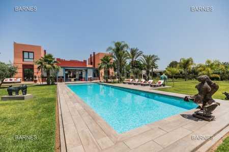 Prestigious villa MARRAKECH - Ref M-74187
