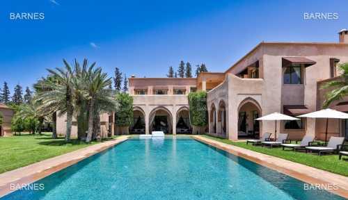 Prestigious villa MARRAKECH - Ref M-43391