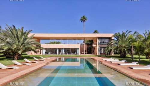 Maison contemporaine MARRAKECH - Ref M-63055