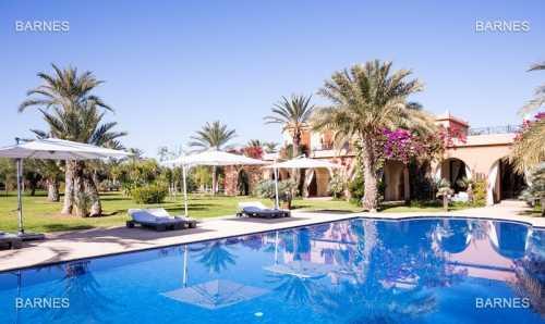 Prestigious villa MARRAKECH - Ref M-42060
