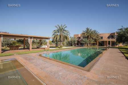 Maison contemporaine MARRAKECH - Ref M-66556