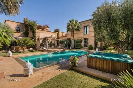 Villa de prestige MARRAKECH - Ref M-75498