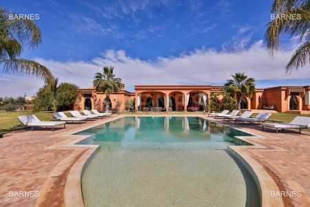 Prestigious villa MARRAKECH - Ref M-43817