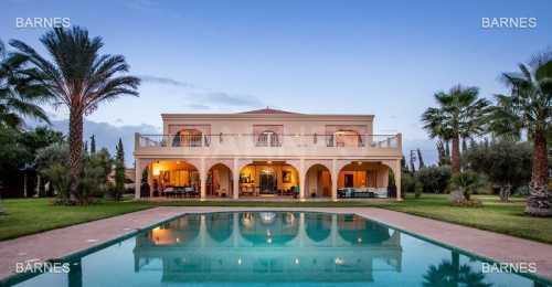 Villa de prestige MARRAKECH - Ref M-53775