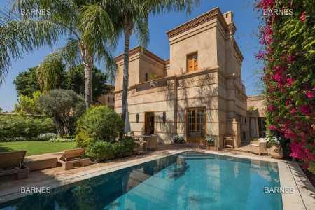 Prestigious villa MARRAKECH - Ref M-80921