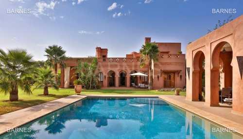 Prestigious villa MARRAKECH - Ref M-51885