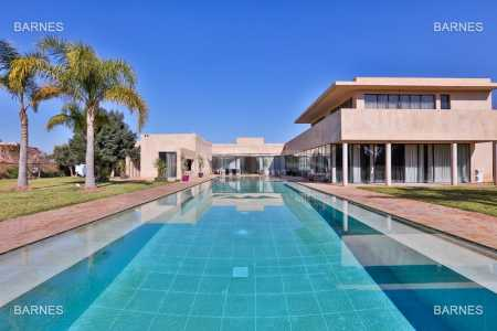 Maison contemporaine MARRAKECH - Ref M-44005