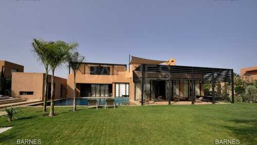 Maison contemporaine MARRAKECH - Ref M-66158