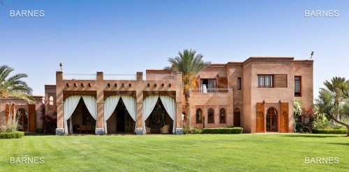 Prestigious villa MARRAKECH - Ref M-46729