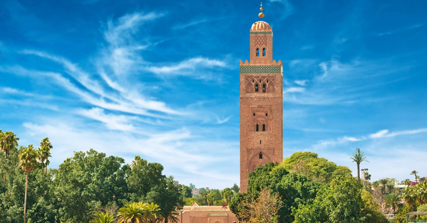 Dreaming of Marrakech? Make it your reality