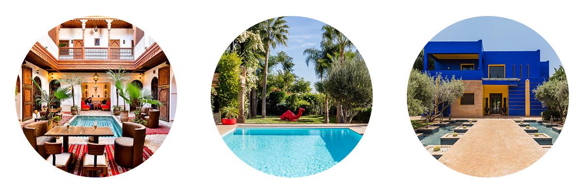 BARNES Marrakech - Riyads et villas de charme à la vente à Marrakech
